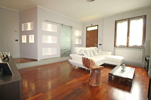 Villa in vendita a Cassano d'Adda, Groppello, Arredato, con giardino, 206 mq - Foto 20