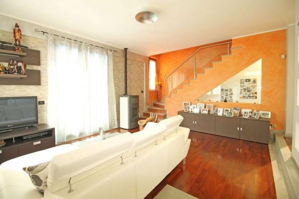 Villa in vendita a Cassano d'Adda, Groppello, Arredato, con giardino, 206 mq - Foto 6
