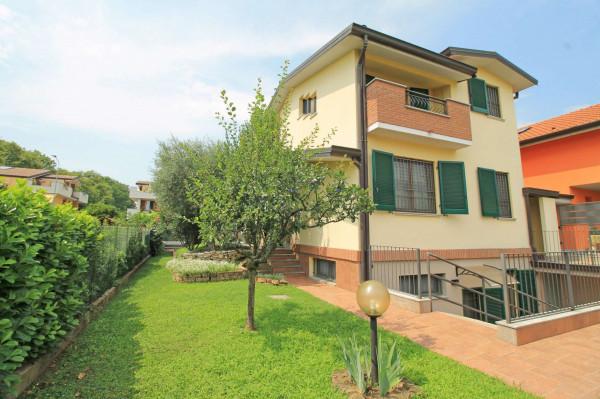 Villa in vendita a Cassano d'Adda, Groppello, Arredato, con giardino, 206 mq - Foto 22