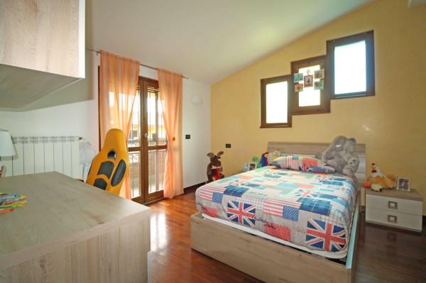 Villa in vendita a Cassano d'Adda, Groppello, Arredato, con giardino, 206 mq - Foto 11