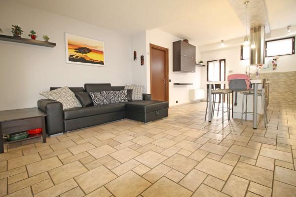 Villa in vendita a Cassano d'Adda, Groppello, Arredato, con giardino, 206 mq - Foto 7