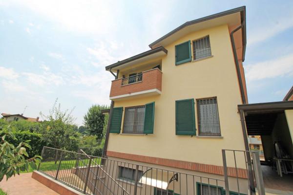 Villa in vendita a Cassano d'Adda, Groppello, Arredato, con giardino, 206 mq - Foto 4