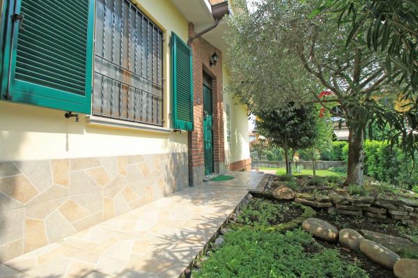Villa in vendita a Cassano d'Adda, Groppello, Arredato, con giardino, 206 mq - Foto 9