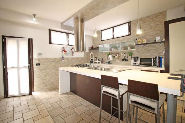 Villa in vendita a Cassano d'Adda, Groppello, Arredato, con giardino, 206 mq - Foto 18