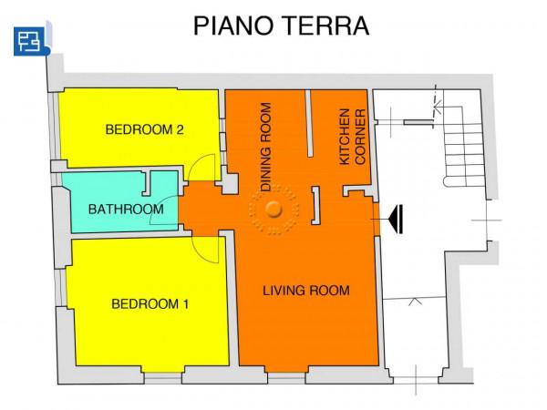 Appartamento in affitto a Firenze, Arredato, 67 mq - Foto 2