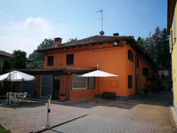 Rustico/Casale in vendita a Asti, Valfea, Con giardino, 450 mq