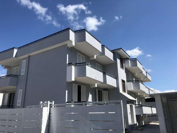 Appartamento in vendita a Somma Vesuviana, Con giardino, 120 mq