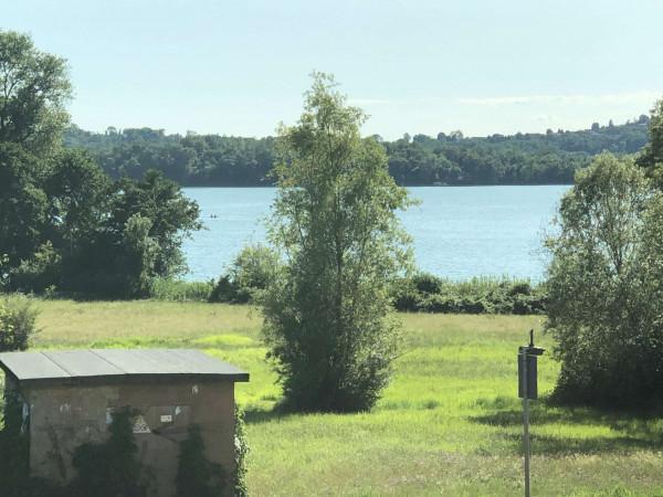 Appartamento in vendita a Gavirate, Con giardino, 90 mq