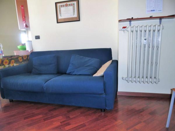 Appartamento in affitto a Torino, Pozzo Strada, Arredato, 30 mq - Foto 11