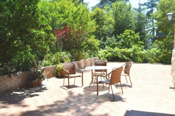 Appartamento in affitto a Roma, Con giardino, 160 mq - Foto 35
