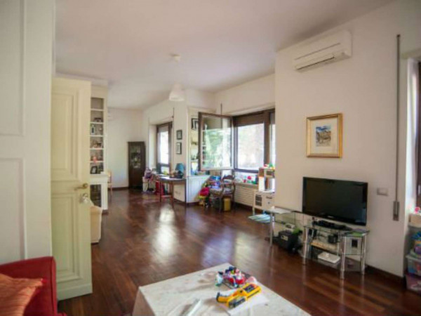 Appartamento in affitto a Roma, Con giardino, 160 mq - Foto 24