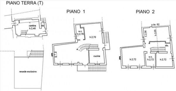 Appartamento in vendita a Siena, Con giardino, 140 mq - Foto 1