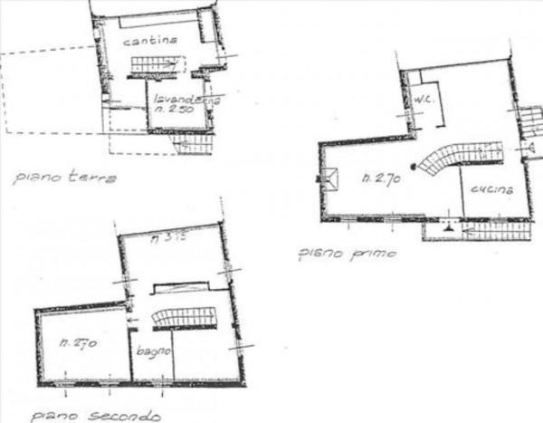 Appartamento in vendita a Siena, Con giardino, 140 mq - Foto 23