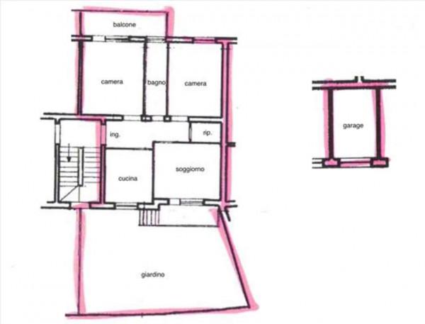 Appartamento in vendita a Siena, Con giardino, 86 mq - Foto 11