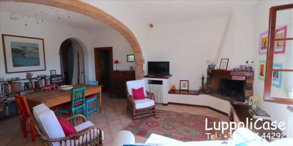 Villa in vendita a Castelnuovo Berardenga, Arredato, con giardino, 318 mq - Foto 37