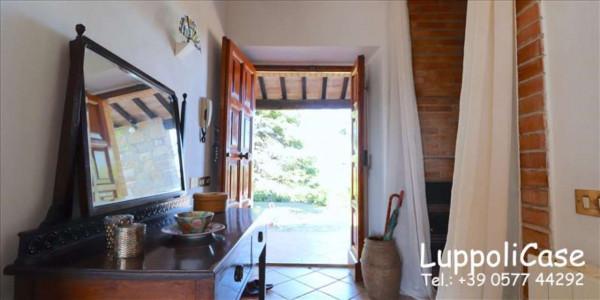 Villa in vendita a Castelnuovo Berardenga, Arredato, con giardino, 318 mq - Foto 32