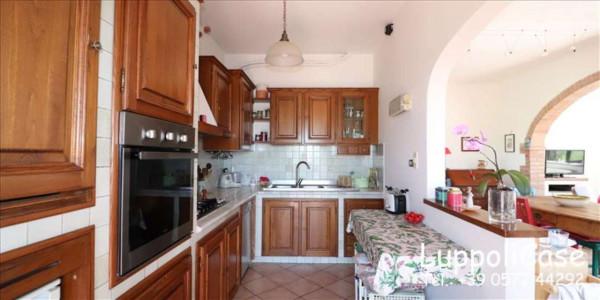 Villa in vendita a Castelnuovo Berardenga, Arredato, con giardino, 318 mq - Foto 22