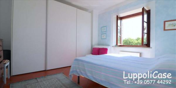 Villa in vendita a Castelnuovo Berardenga, Arredato, con giardino, 318 mq - Foto 28