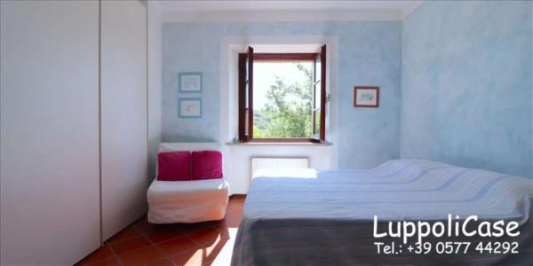 Villa in vendita a Castelnuovo Berardenga, Arredato, con giardino, 318 mq - Foto 27