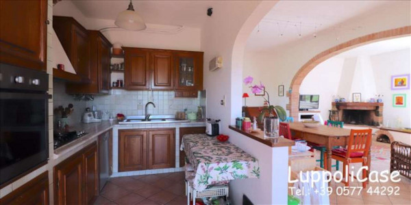 Villa in vendita a Castelnuovo Berardenga, Arredato, con giardino, 318 mq - Foto 21