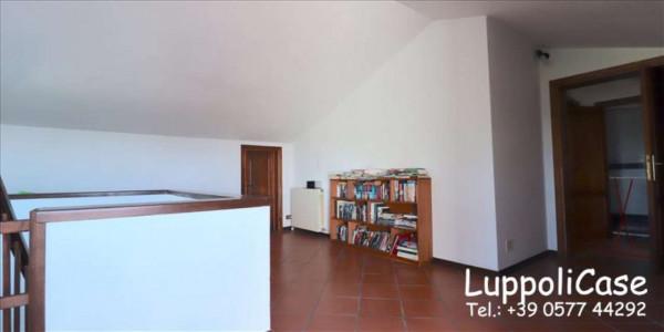Villa in vendita a Castelnuovo Berardenga, Arredato, con giardino, 318 mq - Foto 46