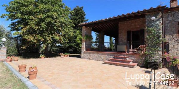 Villa in vendita a Castelnuovo Berardenga, Arredato, con giardino, 318 mq - Foto 5