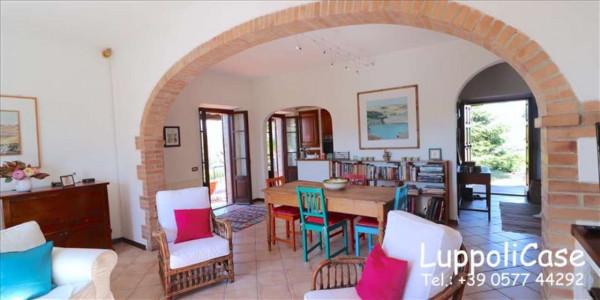 Villa in vendita a Castelnuovo Berardenga, Arredato, con giardino, 318 mq - Foto 36
