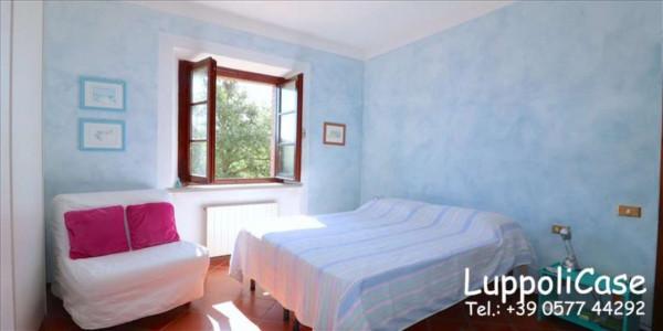 Villa in vendita a Castelnuovo Berardenga, Arredato, con giardino, 318 mq - Foto 26
