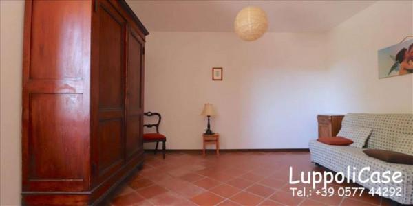Villa in vendita a Castelnuovo Berardenga, Arredato, con giardino, 318 mq - Foto 13