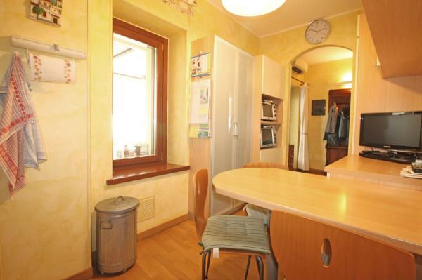 Casa indipendente in vendita a Truccazzano, Albignano, Con giardino, 105 mq - Foto 8