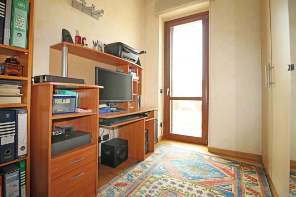 Casa indipendente in vendita a Truccazzano, Albignano, Con giardino, 105 mq - Foto 10