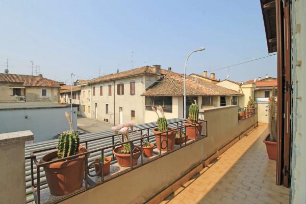 Casa indipendente in vendita a Truccazzano, Albignano, Con giardino, 105 mq - Foto 6