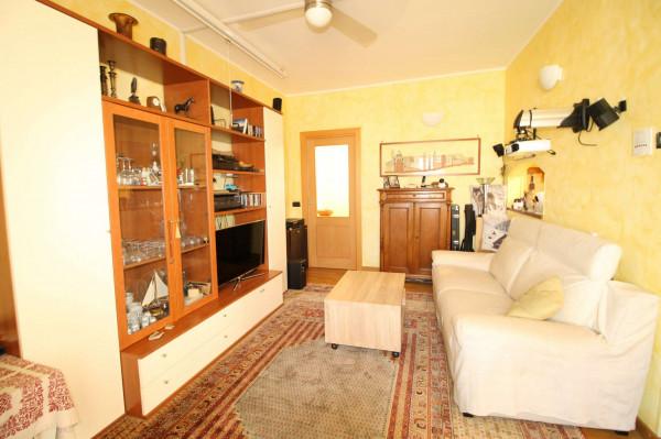 Casa indipendente in vendita a Truccazzano, Albignano, Con giardino, 105 mq - Foto 5