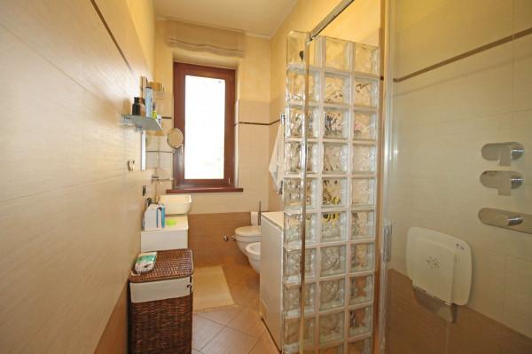 Casa indipendente in vendita a Truccazzano, Albignano, Con giardino, 105 mq - Foto 12