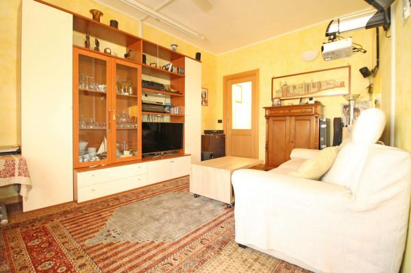 Casa indipendente in vendita a Truccazzano, Albignano, Con giardino, 105 mq - Foto 18