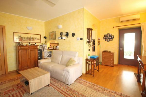 Casa indipendente in vendita a Truccazzano, Albignano, Con giardino, 105 mq - Foto 19