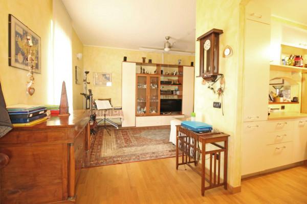 Casa indipendente in vendita a Truccazzano, Albignano, Con giardino, 105 mq - Foto 4