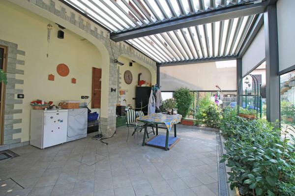 Casa indipendente in vendita a Truccazzano, Albignano, Con giardino, 105 mq