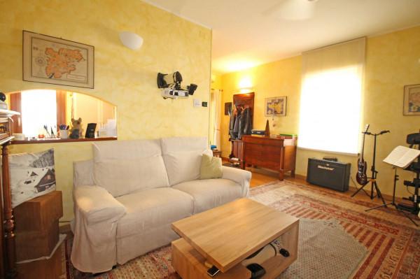 Casa indipendente in vendita a Truccazzano, Albignano, Con giardino, 105 mq - Foto 7