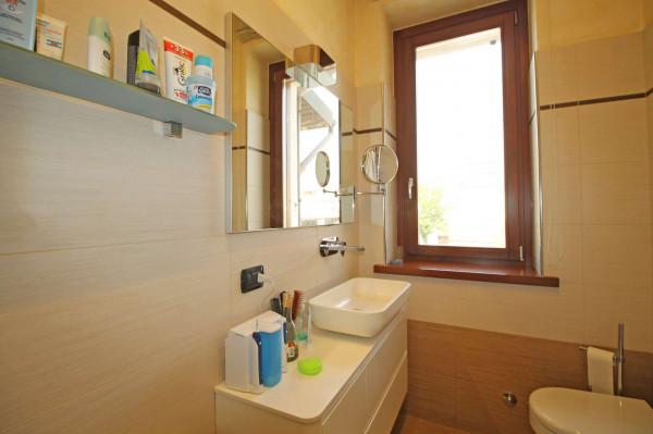 Casa indipendente in vendita a Truccazzano, Albignano, Con giardino, 105 mq - Foto 11