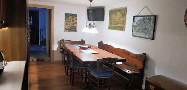 Appartamento in vendita a Dovadola, Casone, Con giardino, 180 mq - Foto 7