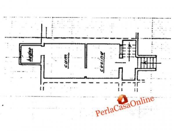 Appartamento in vendita a Predappio, Trivella, Arredato, 40 mq - Foto 3
