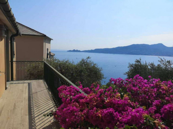 Appartamento in vendita a Zoagli, San Pietro, 80 mq