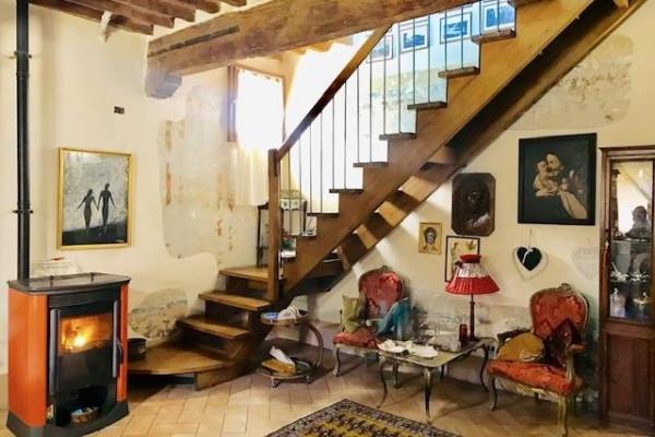 Appartamento in vendita a Città di Castello, Centro Storico, 110 mq