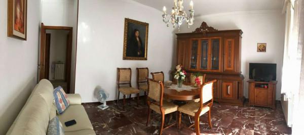 Appartamento in affitto a Chiavari, Centro, Arredato, 110 mq - Foto 12