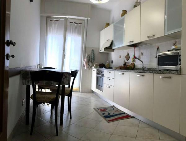 Appartamento in affitto a Chiavari, Centro, Arredato, 110 mq - Foto 14