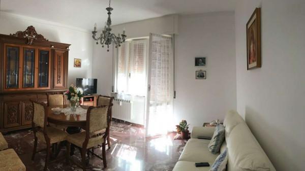 Appartamento in affitto a Chiavari, Centro, Arredato, 110 mq - Foto 13