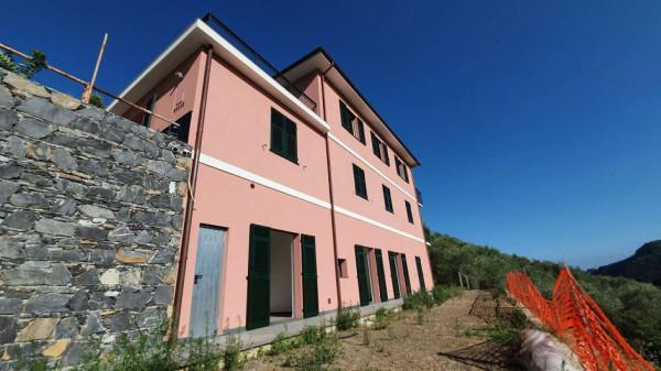 Appartamento in vendita a Leivi, Prima Collina, Con giardino, 116 mq - Foto 22