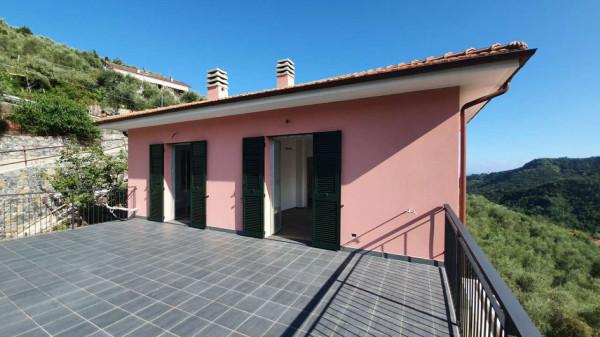 Appartamento in vendita a Leivi, Prima Collina, Con giardino, 116 mq - Foto 28
