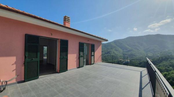 Appartamento in vendita a Leivi, Prima Collina, Con giardino, 116 mq - Foto 30